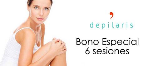 Bono depilacion laser
