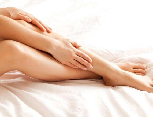 Cuidados de la piel después de la depilación láser