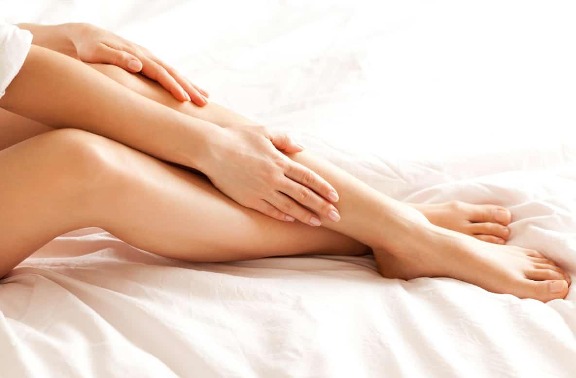 cuidados de la piel después de la depilación laser